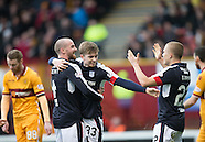 Motherwell v Dundee 25-02-2017