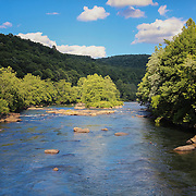 &quot;Youghiogheny River 2&quot;<br /> <br /> Enjoy this lovely scenic view of the Youghiogheny River in Ohiopyle Pennsylvania during summertime!