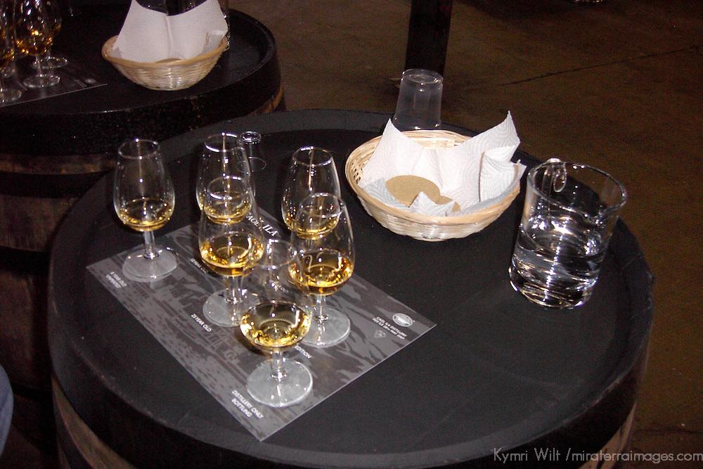 Europe, United Kingdom, Scotland. Whisky Tasting in Islay, Scotland.