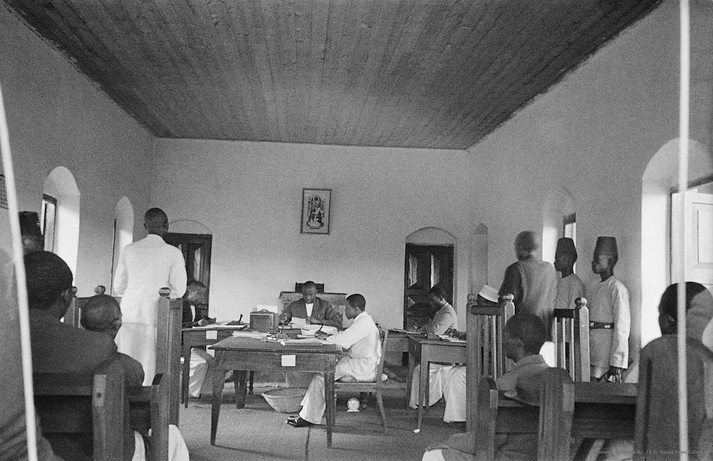 Uganda, Africa, 1947