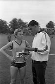 1967 - International Athletics at Santry Stadium, Dublin