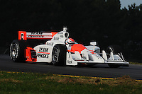 Ryan Briscoe, Honda 200, Mid-Ohio Sports Car Course, Lexington, OH USA  8/9/08