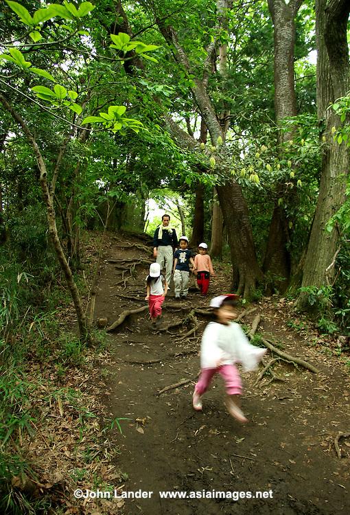 Daibutsu Hiking Trail, Kamakura
