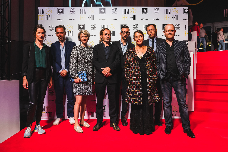 Film Fest Gent - Rode loper: Jury, Etangs Noirs,