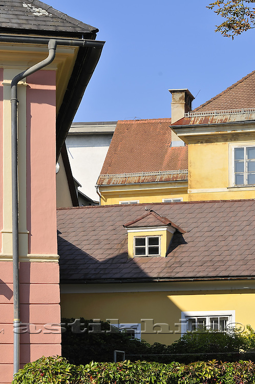 Roofs of Klagenfurt