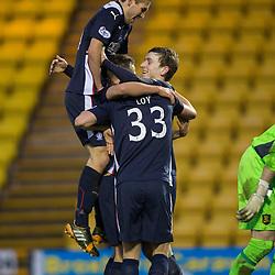 Livingston 0 v 1 Falkirk, Scottish Championship 13/12/2014