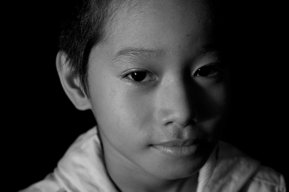 Portraits of the boys of the Green Bamboo Shelter, Mai Am Tre Xanh, in Saigon, Vietnam. Located in the center of the city, it is a refuge for boys in situations that drive them away from their homes and into the city streets. I have spent countless hours with them, and they all hold a very special place in my heart.