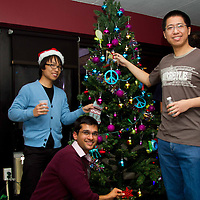 Christmas Tree Decorating Event