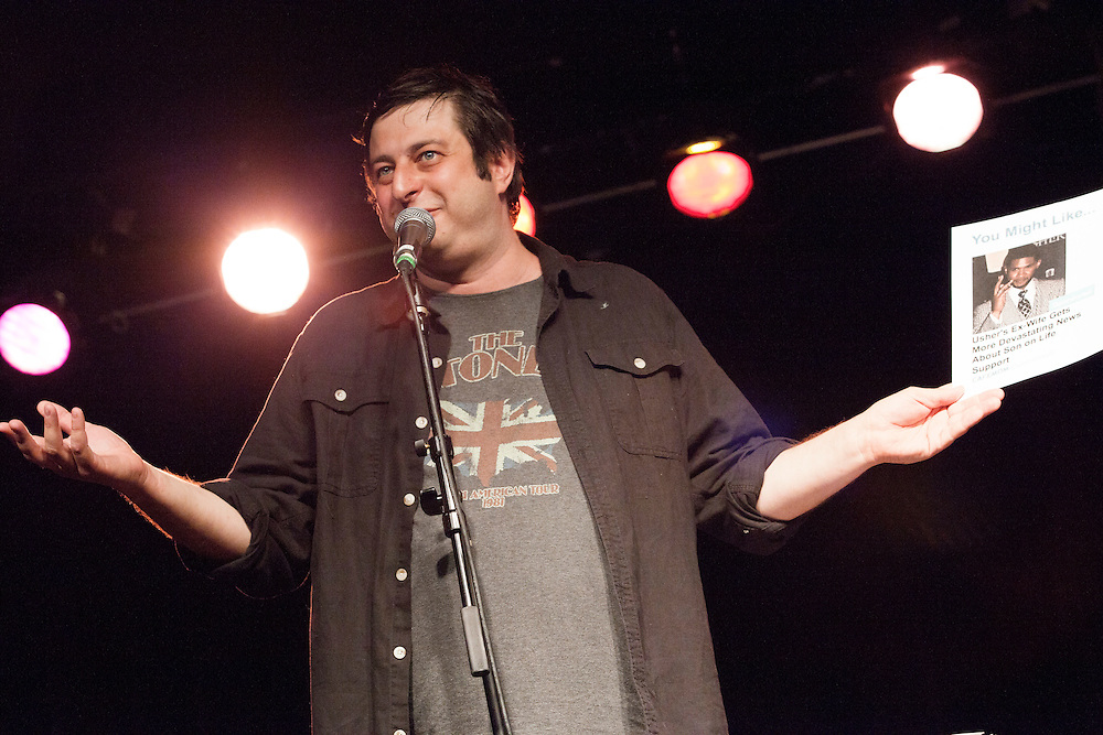 Eugene Mirman - Hot Tub with Kurt and Kristen - July 30, 2012 - Littlefield