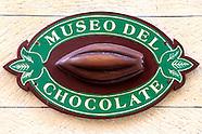Museo del Chocolate, Havana Vieja, Cuba.