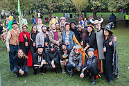 Group Photo! Ghouls & Gourds