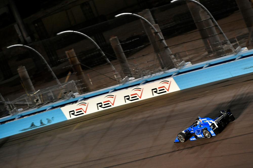 Verizon IndyCar Series<br /> Desert Diamond West Valley Phoenix Grand Prix<br /> Phoenix Raceway, Avondale, AZ USA<br /> Saturday 29 April 2017<br /> Tony Kanaan, Chip Ganassi Racing Teams Honda<br /> World Copyright: Scott R LePage<br /> LAT Images<br /> ref: Digital Image lepage-170429-phx-4227