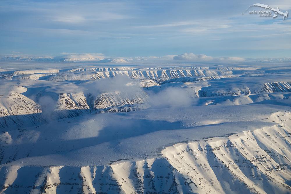 Flight from Akureyri to Reykjavik