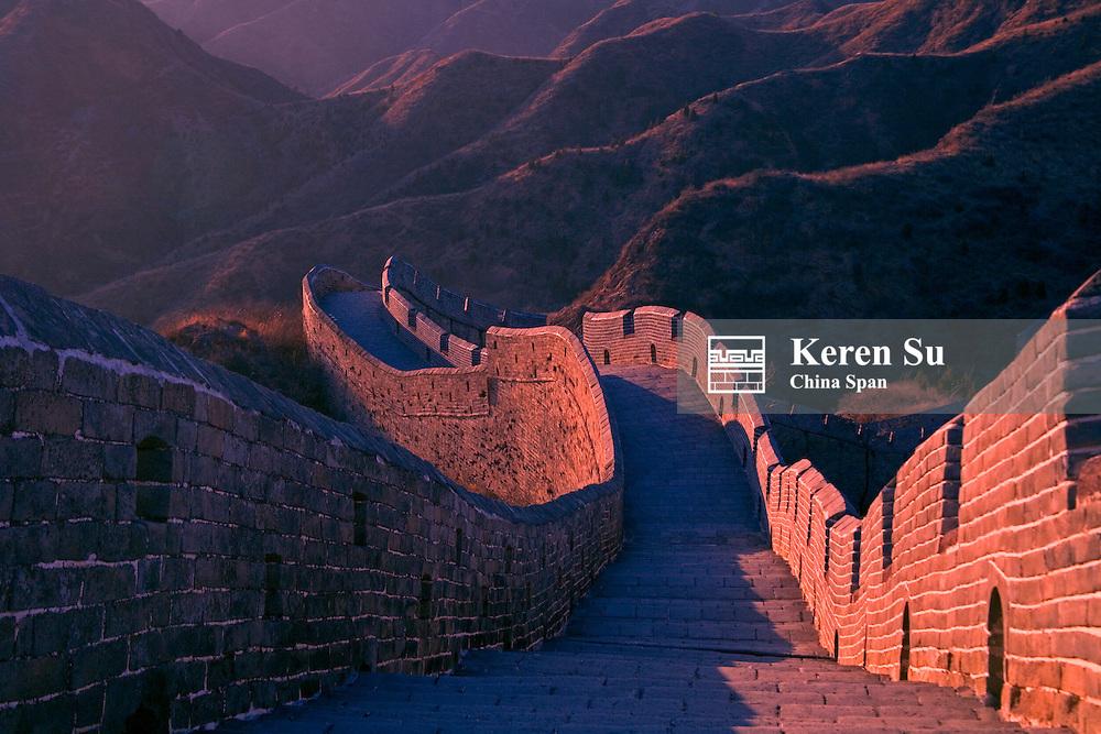 Great Wall, Jinshanling, Hebei Province, China
