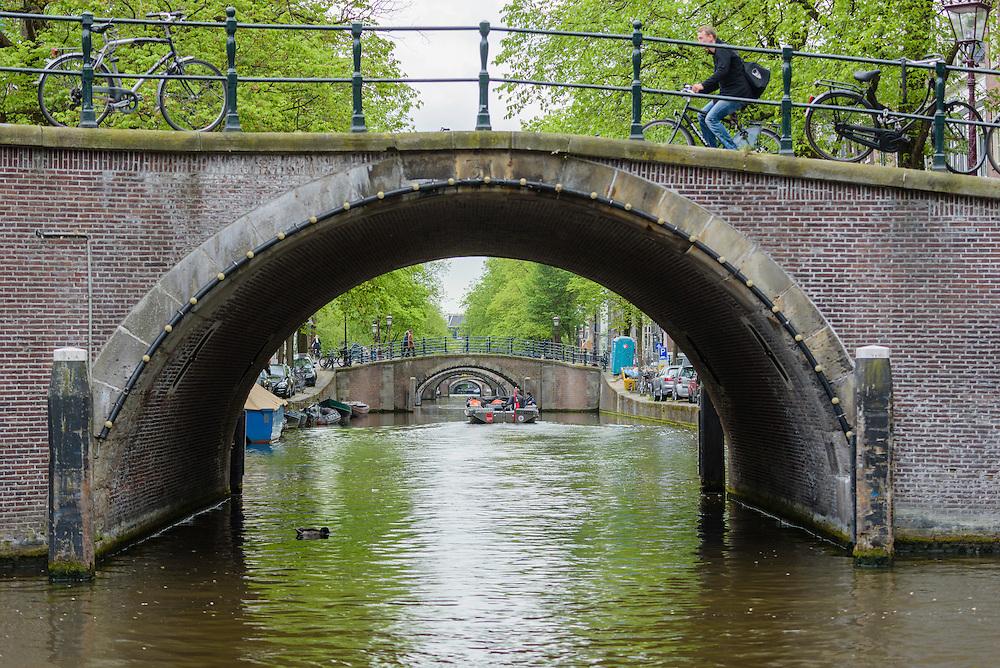 Reguliersgracht, Amsterdam centrum, Amsterdam, Noord Holland, Netherlands