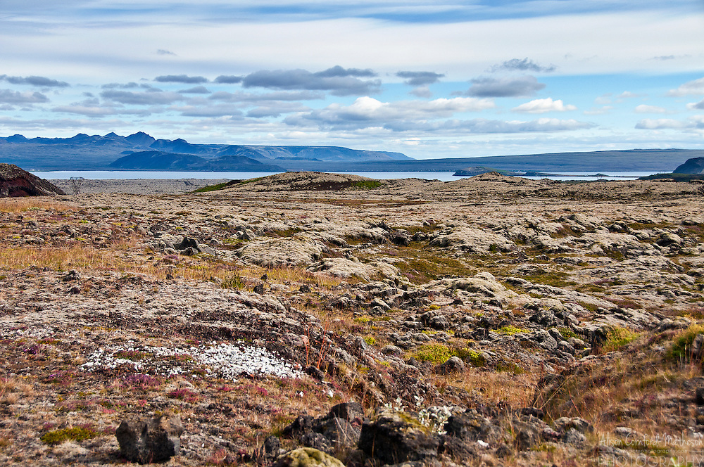 Thingvellir (or Þingvellir in Icelandic) National Park is park of the popular Golden Circle tourist trail in Iceland.