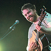 Scott Hutchison of Frightened Rabbit performed solo at the Showbox Sodo, February 22, 2011
