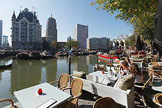 Rotterdam, Oude Haven, Old Harbour, Netherlands