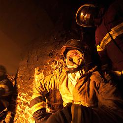 Bureau Enqu&ecirc;te et Incendie au fort de Domont (95)<br /> Centre de formation &agrave; la Recherche des Causes et Circonstances d'Incendie, cet organisme unique en France forme les experts en incendie aupr&egrave;s de la justice.<br /> d&eacute;cembre 2011 / Domont / Val d'Oise(95) / FRANCE
