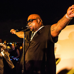 CeeLo Green Trade and Concert