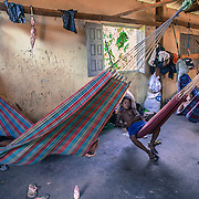 Deep in the amazon forest, next to the triple border between Brazil, Colombia and Venezuela, far away from the rich and bustling cities of Brazil, small indigenous women are trying to overpass their life difficulties in a problematic area of Brazil, to grow and have a decent life, thanks to the help of a group of brave nuns who dedicated their life to them
