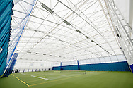 New sports facility at Strathallan School, Perthshire, Scotland constructed by Collinson PLC, Preston.