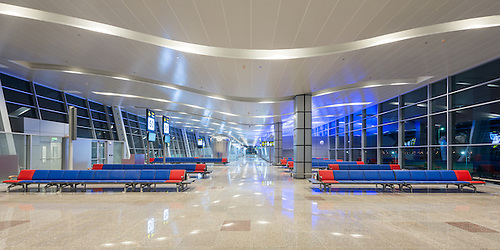 Hurghada International Airport Calls for ICONYX