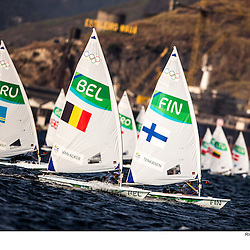 Laser Radial - Women's One Person Dinghy