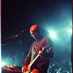 Chuck Garvey of the jam band moe. in Nashville.