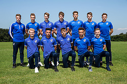 Bristol Rovers Academy Second Year Scholars - Mandatory byline: Rogan Thomson/JMP - 20/07/2016 - FOOTBALL - Golden Hill Training Centre - Bristol, England - Bristol Rovers Youth Team Portraits.