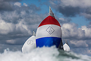 Image licensed to Lloyd Images <br /> The Royal Yacht Squadron Bicentenary Regatta . Pictures of the 3 classic &quot;J Class&quot; Yachts led by Valsheda JK7, Ranger and Lionheart shown here racing around the Isle of Wight as part of the 200th anniversary sailing week.<br /> Credit: Lloyd Images