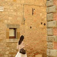 Montepulciano,Tuscany, Italy, Europe