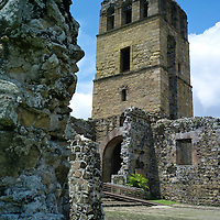 Panama La Vieja (Old Panama) is the name used for the architectural vestiges of the Monumental Historic Complex of the first Spanish city founded on the Pacific coast of the Americas by Pedro Arias de Avila on 15 August 1519.