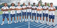 2017 A&T Men's Tennis Team Pictures