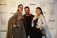 Alicia Machado Attends MVLA Agency Opening Gala
