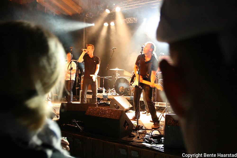 John Olav Nilsen & Gjengen, Tydalsfestivalen 2010.