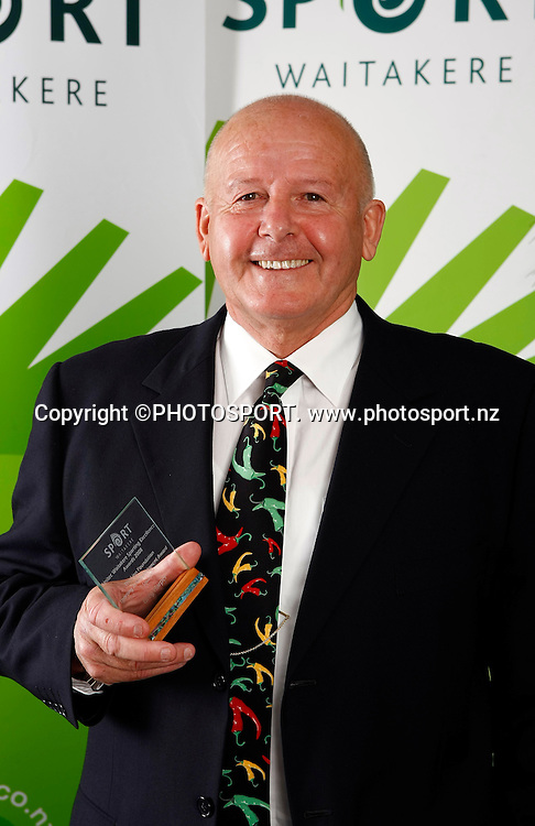 The Unitec Waitakere Sporting Excellence Awards & Dinner 2008. Trusts Stadium, Waitakere, Auckland, New Zealand.14 November 2008. Photo: Simon Watts/PHOTOSPORT