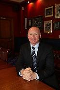23-02-2013- John Brown - Interim Dundee FC Manager
