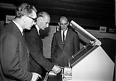 1967 - Opening of Agfa-Gevaert exhibition at the Building Centre