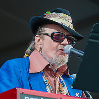 Dr. John, New Orleans Jazz & Heritage Foundations 2013