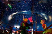 """The Cole Bros. Circus of the Stars is celebrating its 127th season and bills itself as the """"World's Largest Circus Under The Big Top."""""""