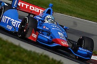 Ryan Briscoe, Mid Ohio Sports Car Club, Lexington, OH USA 8/3/2014