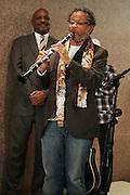 29 November 2010- New York, NY- Don Byron at the ' Stat! For NYC's Public Hospitals! ' Press Conference held at Kings County Hospital on November 29, 2010 in Brooklyn, NY. Photo Credit: Terrence Jennings
