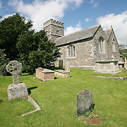 St MIchaels Church, Caerhays, Goran, Cornwall, UK