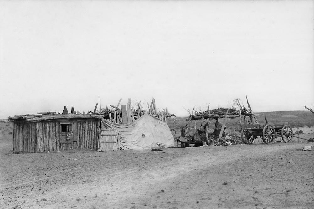Arizona landscape, USA, 1926