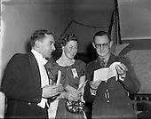 1957 - Tipperary Men's Association Dance at the Gresham Hotel