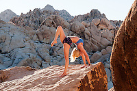 Kim Tang Kim Tang, Bikram yoga teacher in Johsua Tree, CA