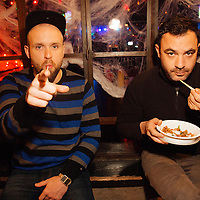 Mark Normand & Matt Ruby present the 8th annual Schtick or Treat! -10/29/15 - Knitting Factory BK