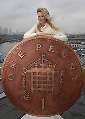 DEC 02 2014 Penny for London with Penny Lancaster