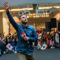 Matt Pokora Performs In Lyon